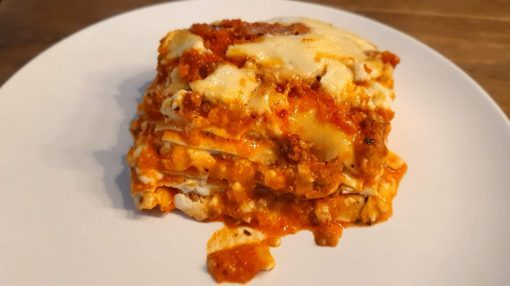 authentieke lasagne bolognese